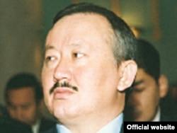 Бывший председатель КНБ Альнур Мусаев.