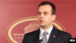 Васко Наумовски.