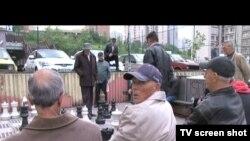 Bosnia and Herzegovina - Sarajevo, TV Liberty Show No.825 21May2012