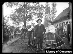 Сватба в полско село през 1920 г.
