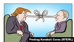 Американские вопросы. Кремль и Белый дом: страх вперемешку с иллюзиями