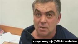 39-летний житель Белогорска, которого задержали в аэропорту Симферополя
