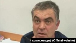 39-річний житель Білогірська, якого затримали в аеропорту Сімферополя