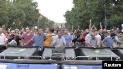 Протести в Єревані, 28 червня 2015 року