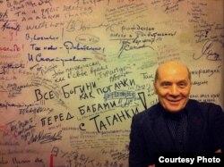Александр Филиппенко в Театре на Таганке