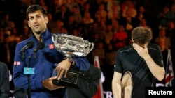 Djokovic osvojio Australian Open