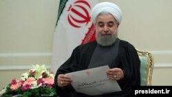 حسن روحانی حدود سه هفته پیش پیام امیر کویت را دریافت کرد.