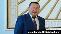 Икрамжан Илмиянов в бытность советником президента 2 декабря 2015 года.