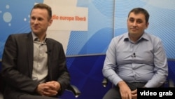 Experții Ion Muntean și Nicolae Zaharia