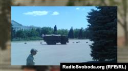 Бойовики у Краматорську, червень 2014 року