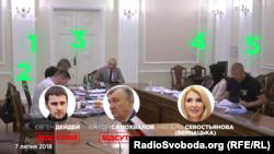 Співбесіда майбутнього переможця на одну з посад до ДБР Богдана Чобітка
