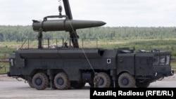 """ракетните системи """"Искандер"""""""