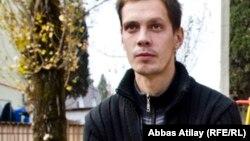 Евгений Подрезов, житель Ростова-на-Дону, приехавший ради заработков на строительство в Сочи.