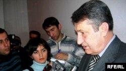 Dövlət Statistika Komitəsinin sədri Arif Vəliyev