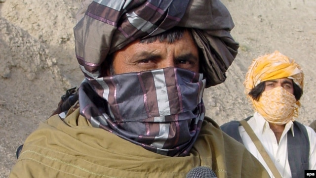 """This gathering is not about peace,"" said Taliban spokesman Zabiullah Mujahid. (file photo)"