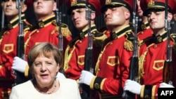 A.Merkel Tbilisidə