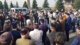 Хиллачу бартна резабоцчара Магасехь хIоттийна митинг,ГIадужу-беттан 4 гIа де