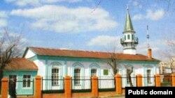 """Мечеть """"Дин-Мухаммад"""" в Петропавловске."""