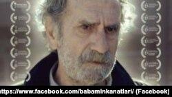 """""""Atamın qanadları"""" filminin posteri."""