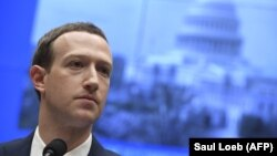Засновник і керівник найбільшої в світі соцмережі Марк Цукерберг