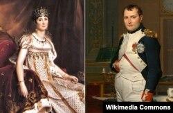 Napoléon Bonaparte və Joséphine de Beauharnais