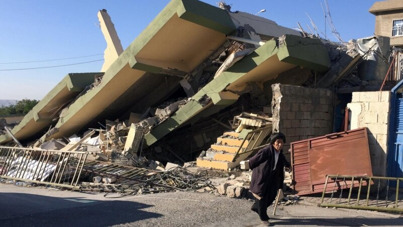 افزایش تعداد کشتهشدگان زلزله به ۳۴۱ تن؛ بیمارستانها با کمبود امکانات مواجهند