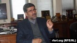 شهاب حکیمی نامزد ریاست جمهوری