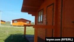 Кемпинг «Оленевка Village» в Крыму