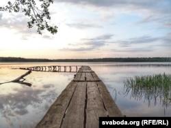 Возера Кромань