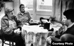 Cu Boris Nemțov în bucătăria lui Andrei Saharov și a Elenei Bonner
