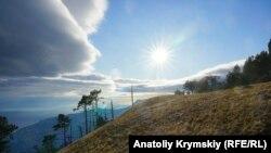 Уч-Кош – сосновый край в Крымских горах (фотогалерея)