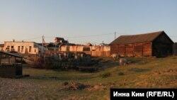 Территория бывшего рыбозавода