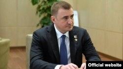 Временный глава Тульской области Алексей Дюмин