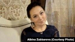 Альбина Җаббарова