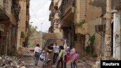 Pasoja të luftës në Siri