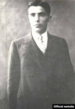Шамиль Алядин, 1937 год. Фото с официального сайта писателя