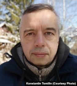 Константин Томилин