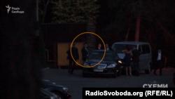 Прем'єр-міністр Володимир Гройсман із дружиною прибули на свято у цілковитій темряві