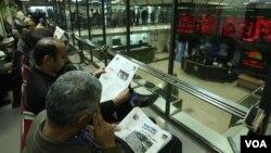 بورس تهران از شنبه گذشته و با اعلام سیاست جدید وزارت اقتصاد، مثبت شد