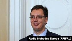Досегашниот премиер на Србија Александар Вучиќ ќе стапи на должност претседател на Србија.