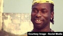 Даниель Тего является наследным принцем одного из племен африканской Ганы