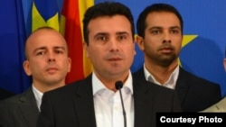 Лидерот на СДСМ, Зоран Заев