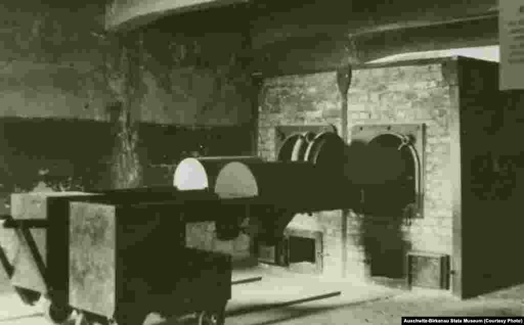 Один из четырех крематориев в Освенциме. Был построен первым для сожжения трупов заключенных. Здания второго и третьего крематориев были разрушены фашистами до прихода советских войск. Четвертый разрушен в 1944 году во время бунта заключенных.