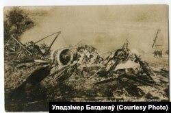 Зьбіты самалёт «Ільля Мурамец», верасень 1916