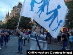 Фото из архива Кирилла Кривошеева