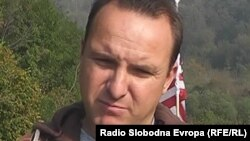 Мирослав Кировски од месната заедница на Вратница.