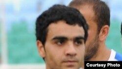 Saidkhoni Amrokhon football player, 19.09.2013