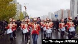 """""""Русский марш"""" в Люблино, 4 ноября 2010 года"""