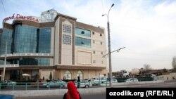Торгово-развлекательный центр Samarqand Darvoza в Ташкенте.
