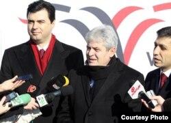 Lulzim Basha dhe Ali Ahmeti.